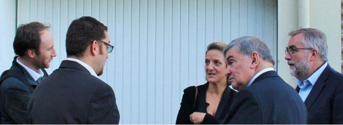 (Français) Inauguration réussie de la Villa des entrepreneurs le 5 octobre 2017