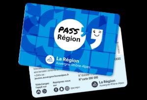 carte m ra rhone alpes PASS Region Card   ICOF   Lycée technologique secondaire et